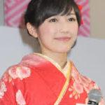看板娘おたね役(遠山の金四郎)の女優はAKB渡辺麻友!金さんに恋する町娘に挑戦!